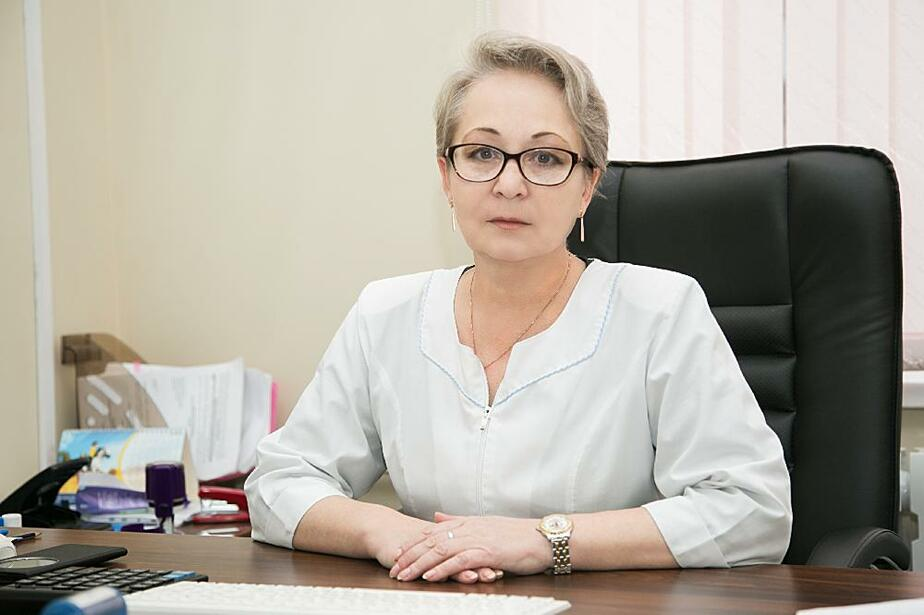 Директор Клинико-диагностического центра Ольга Иванова