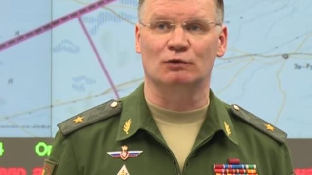 Минобороны РФ: США не предоставили доказательств наличия химоружия на базе в Сирии