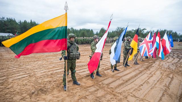 В апреле Польша ждёт британских военных для укрепления восточного фланга