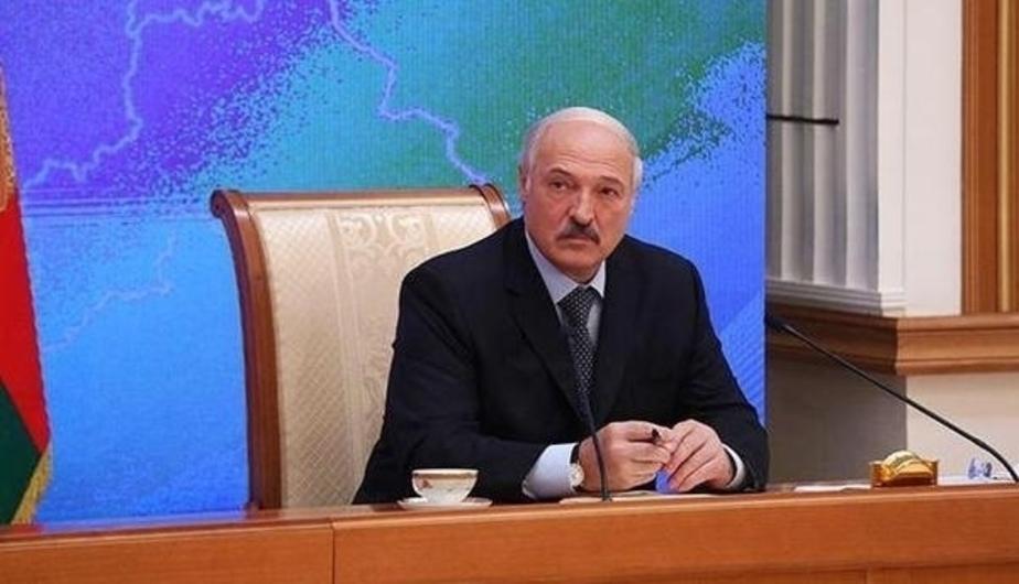 Фото с сайта президента Республики Беларусь