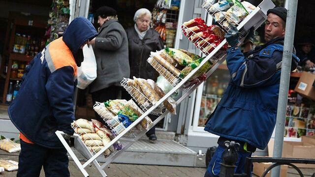В Управлении экономического развития рассказали, сколько торговых палаток снесли в Калининграде