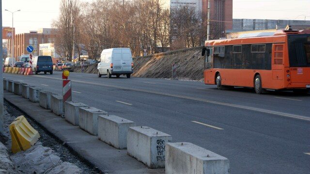 В Калининграде с декабря по март частично перекроют Московский проспект