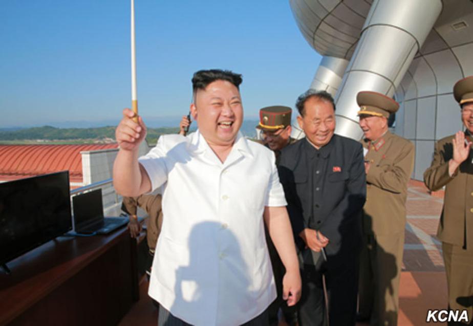 Фото: Центральное телеграфное агентство Кореи