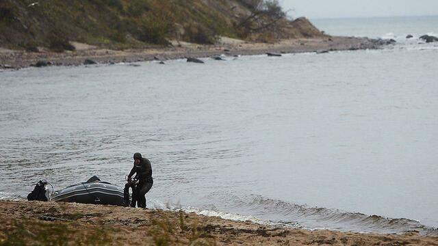 Друзья пропавшего в Балтийском  море 21-летнего дайвера просят помощи в поисках