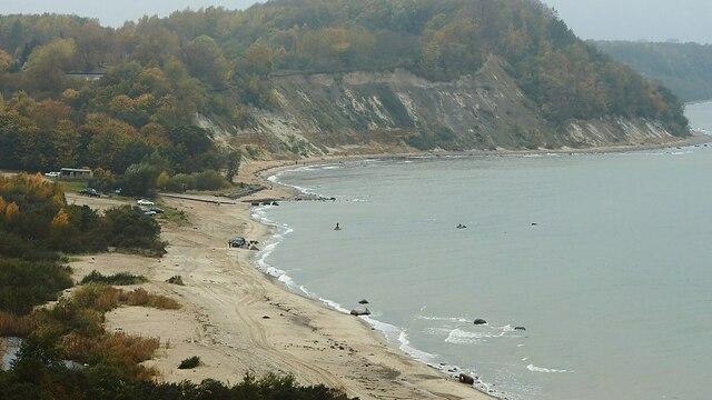 В Балтийском море продолжают искать тело утонувшего дайвера