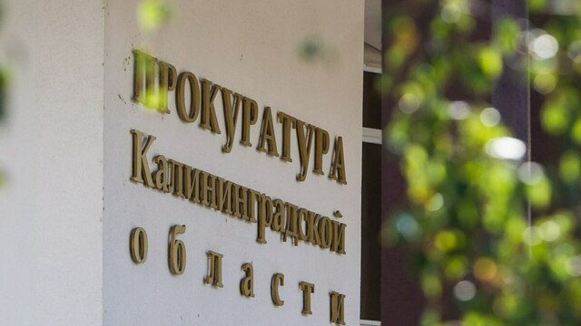 В отношении директора калининградского лицея №49 возбудили уголовное дело