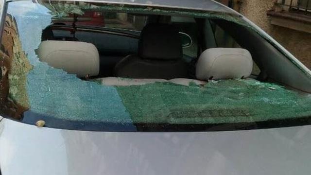 Полиция Гданьска прокомментировала ситуацию с автомобилем калининградки, который закидали камнями