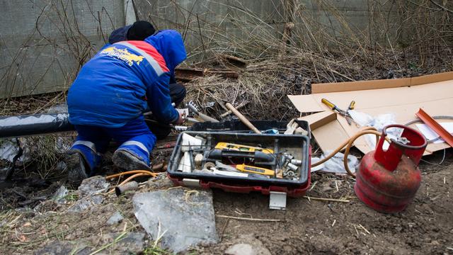 Очередное отключение света в Чкаловске произошло из-за повреждения кабеля