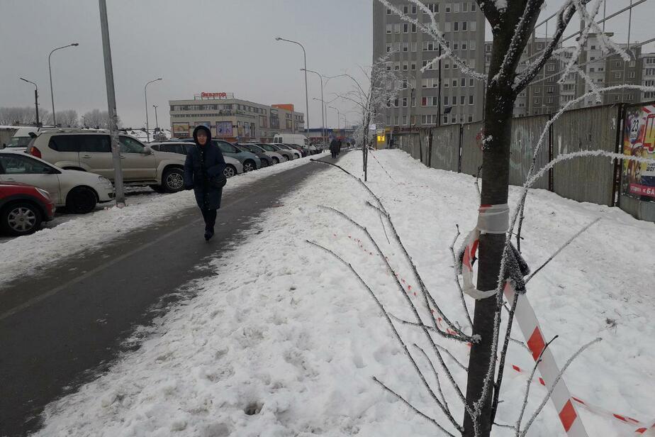Место, где произошло убийство / Фото: Ольга Запивалова