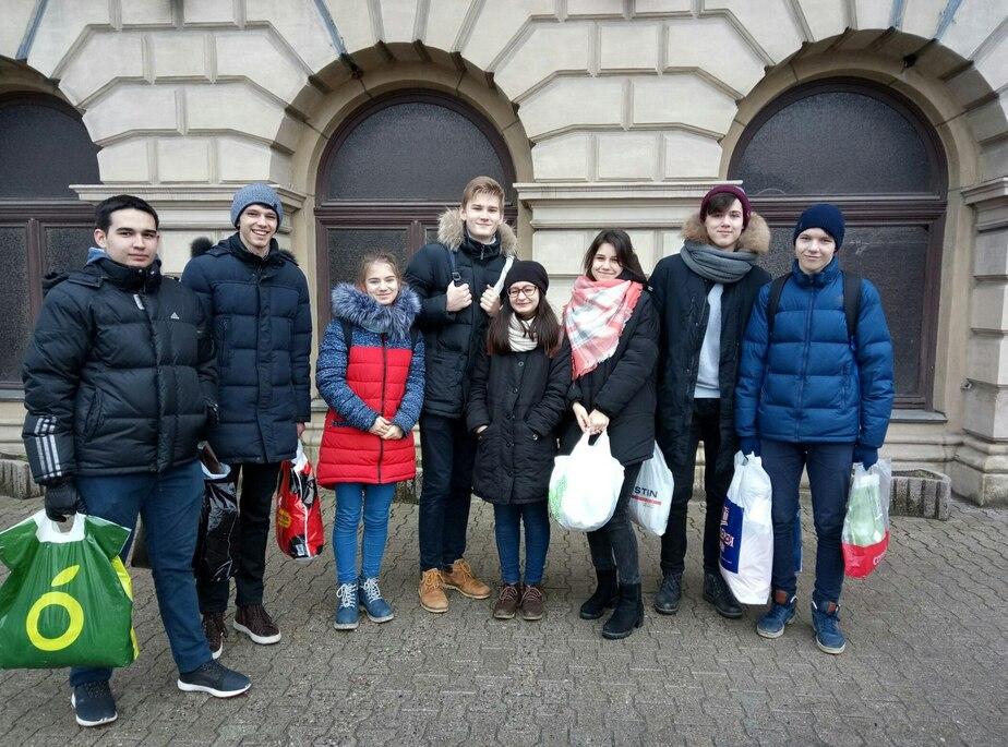 Калининградские школьники собрали корм, лекарства и бинты для кошек-инвалидов