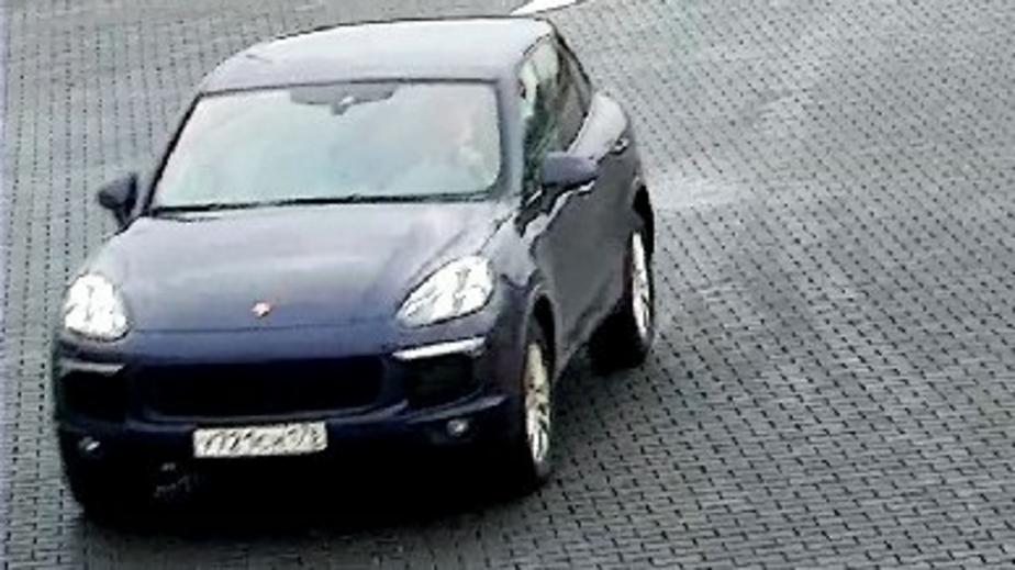 Фото: стоп-кадр с видеозаписи камеры наблюдения