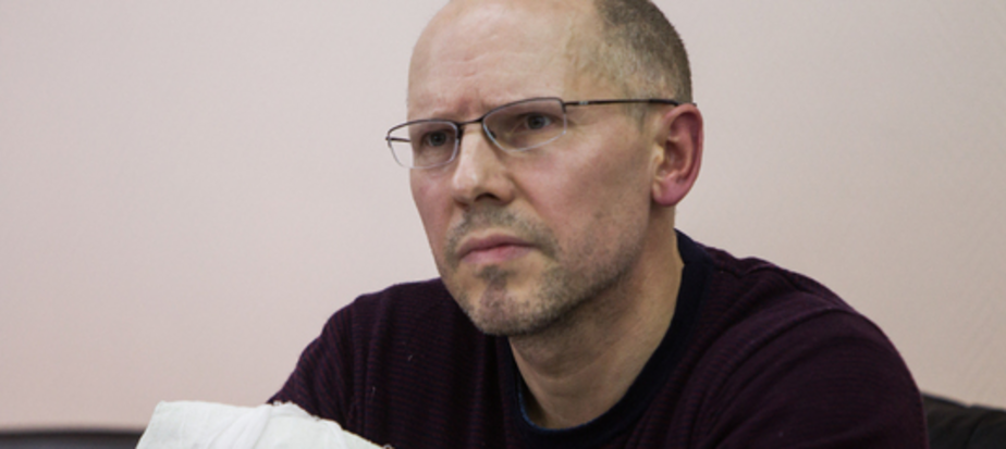 """Правозащитный центр """"Мемориал"""" назвал калининградского журналиста Игоря Рудникова политзаключённым"""