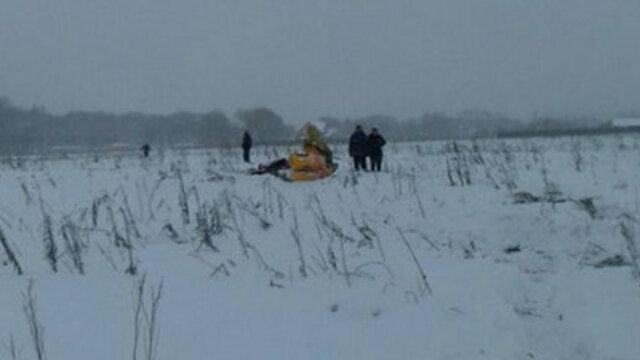СМИ: самолёт, разбившийся в Подмосковье, мог столкнуться на взлёте с почтовым вертолётом