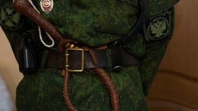 Атаман Буга: В боевых действиях в Сирии участвуют около десяти калининградских казаков
