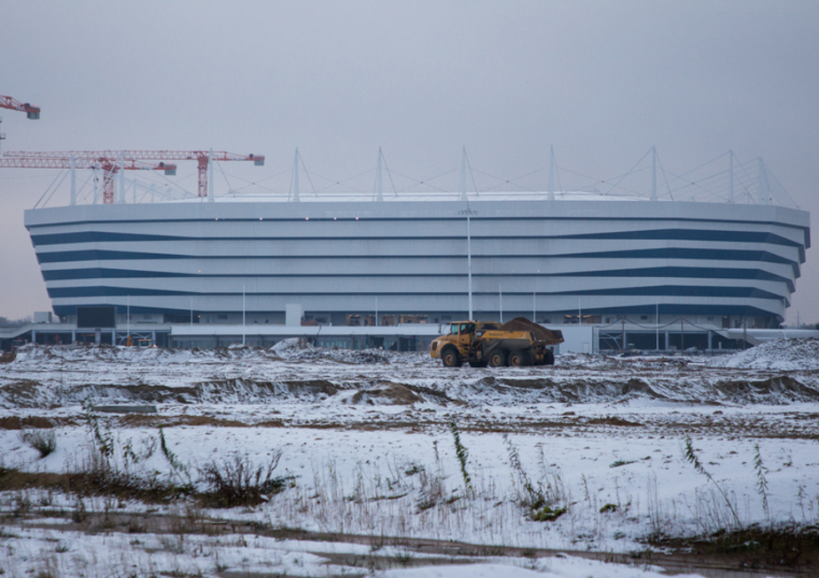 После ЧМ-2018 стадион на Острове станет многофункциональным спортивно-культурным комплексом