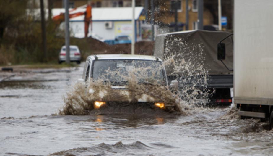 В правительстве региона рассказали, какие районы может затопить весной