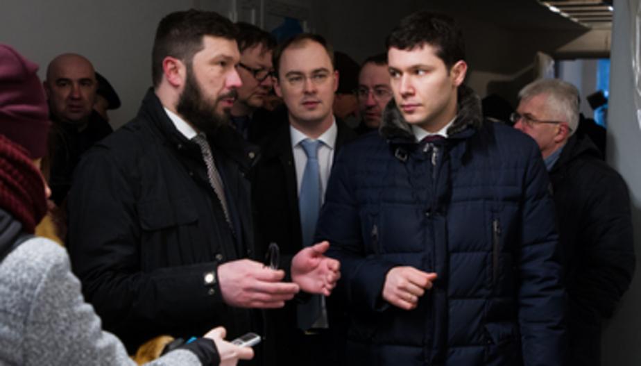 Алиханов: Новый корпус БСМП в Калининграде откроется 1 апреля