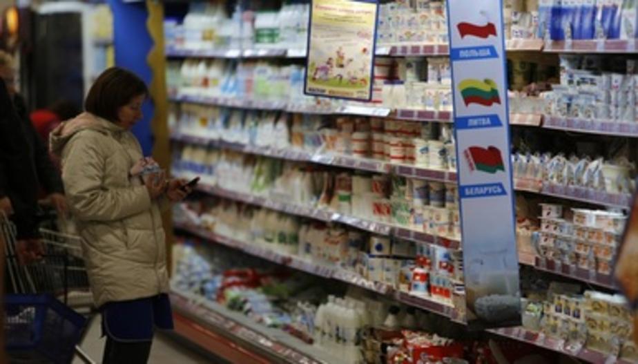В Зеленоградске обнаружили поддельную молочную продукцию из Рязани