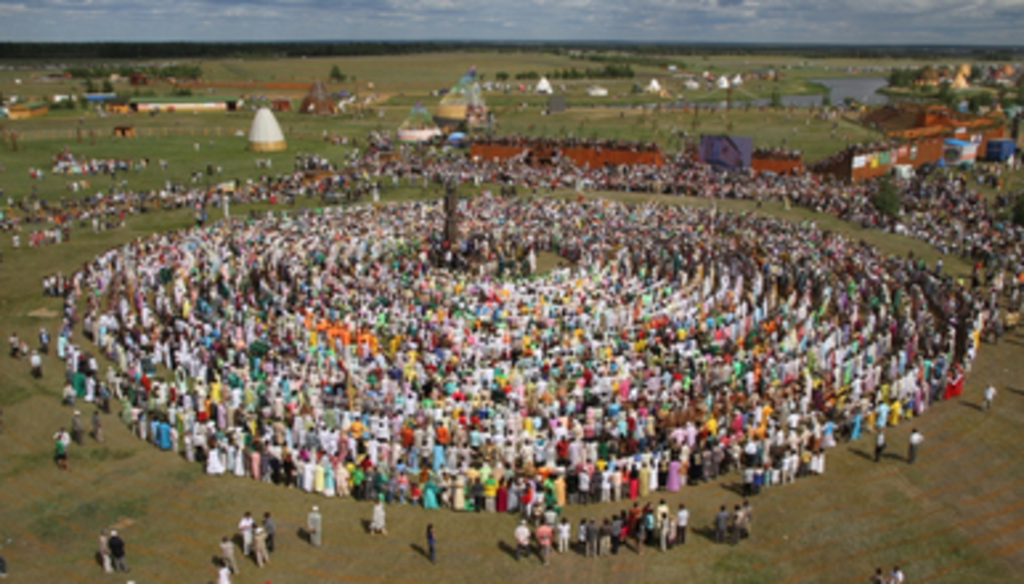 Под Зеленоградском отметят якутский праздник Ысыах