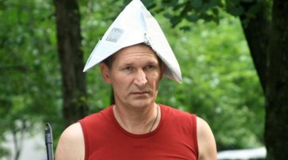 """Кадр из сериала """"Сваты"""""""