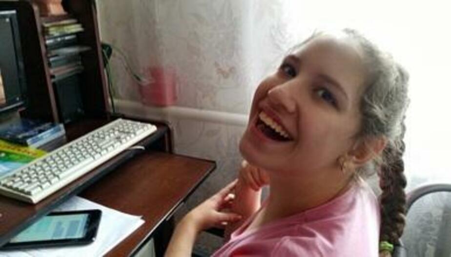 В Калининграде собирают деньги, чтобы поставить на ноги 15-летнюю девочку с ДЦП
