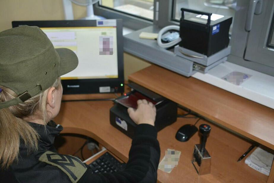 Фото: пресс-служба пограничной службы Польши