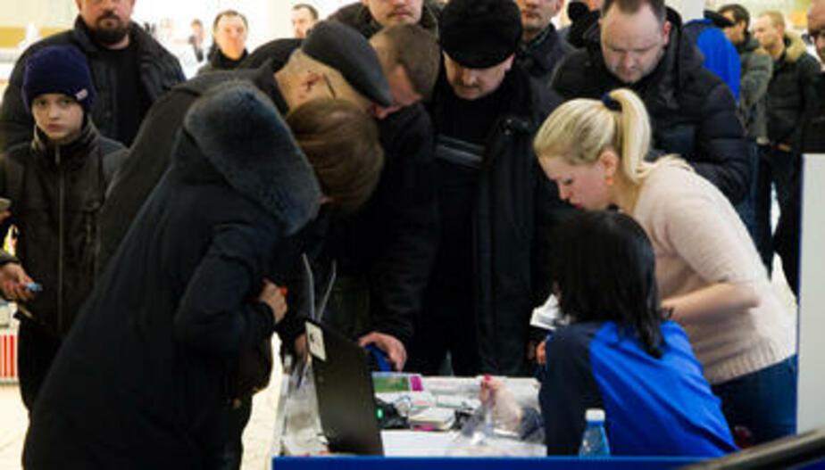 Покупают по 12 штук: в Калининграде выстроилась очередь за билетами на матч открытия стадиона к ЧМ-2018