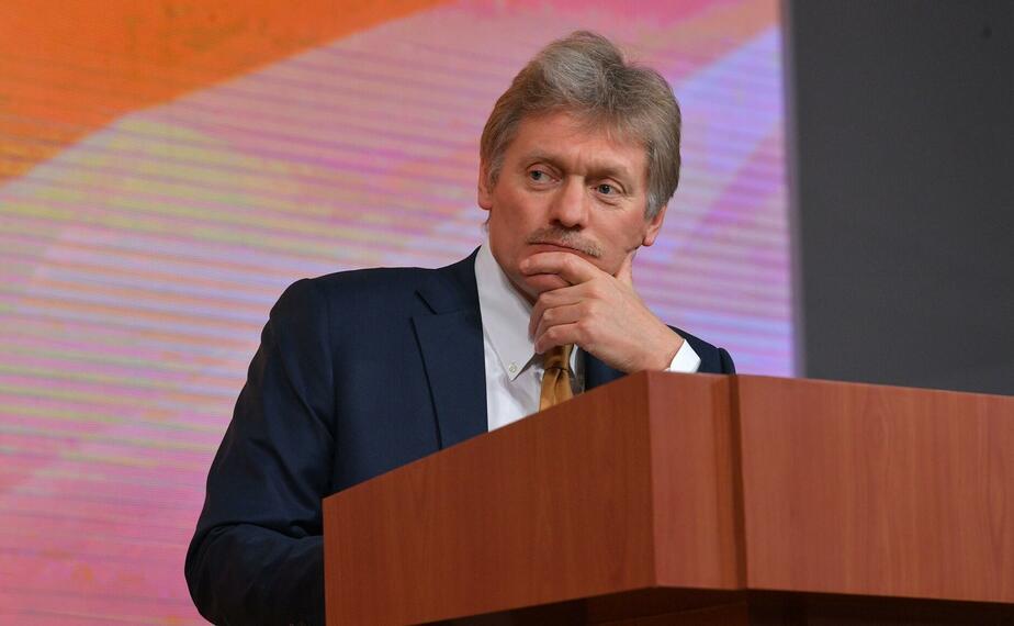 Дмитрий Песков / Фото с сайта http://kremlin.ru