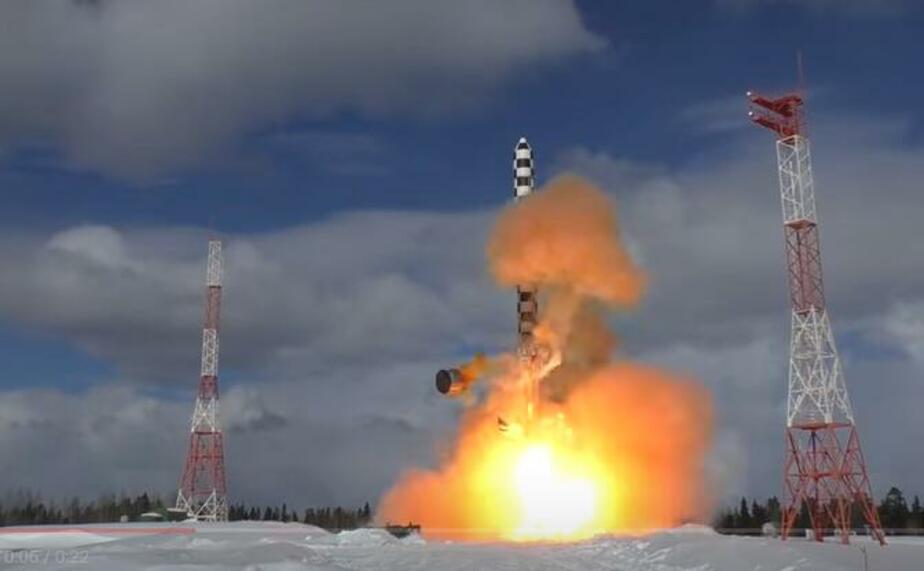 Сриншот с видео Минобороны РФ