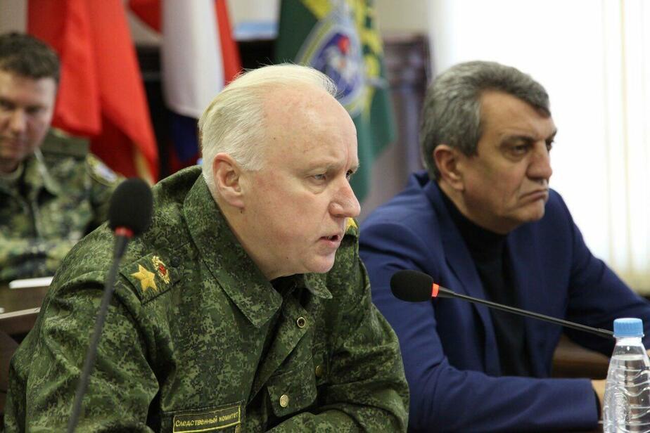 Фото: пресс-служба Следственного комитета России