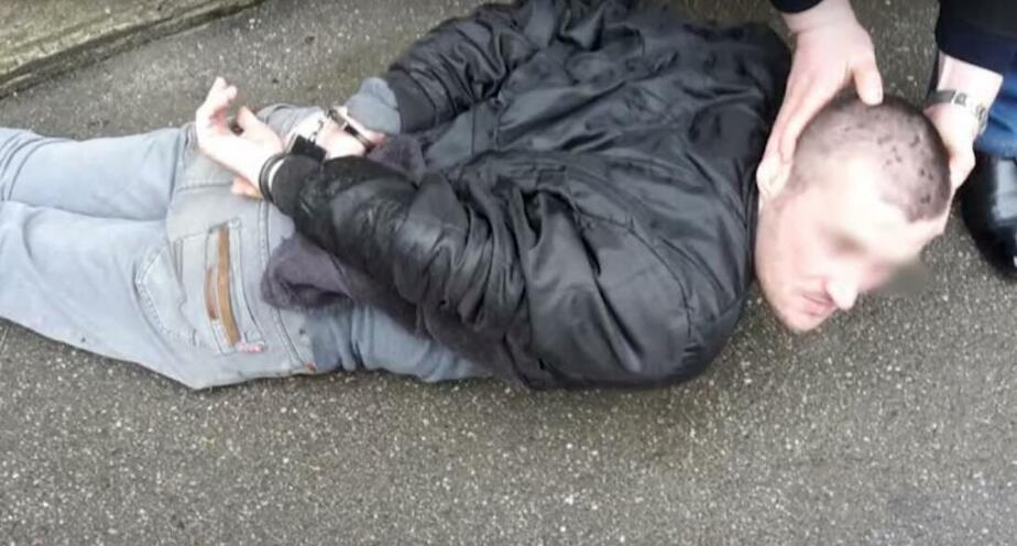 Фото: кадр из видео пресс-службы УМВД по Калининградской области