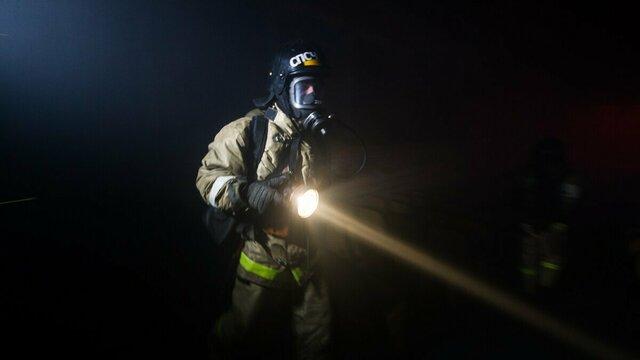 Эксперты МЧС назвали возможную причину пожара в ТЦ