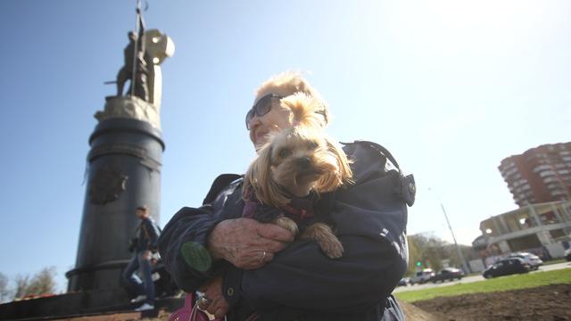 В Калининграде открыли памятник Александру Невскому (фото, видео)