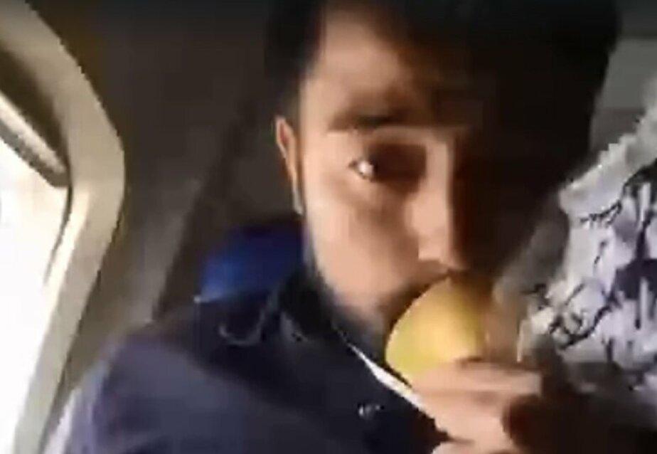 Фото: кадр из видео на Facebook
