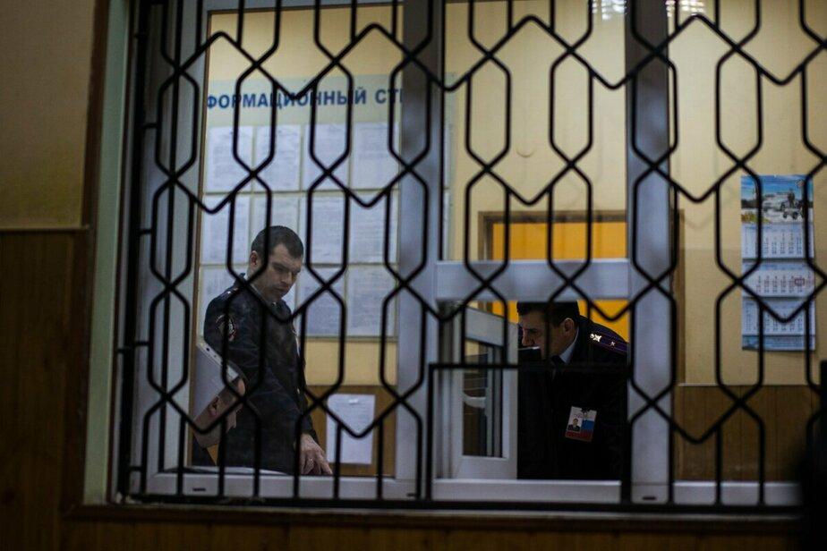 Калининградская полиция разыскивает мужчину, подозреваемого в краже