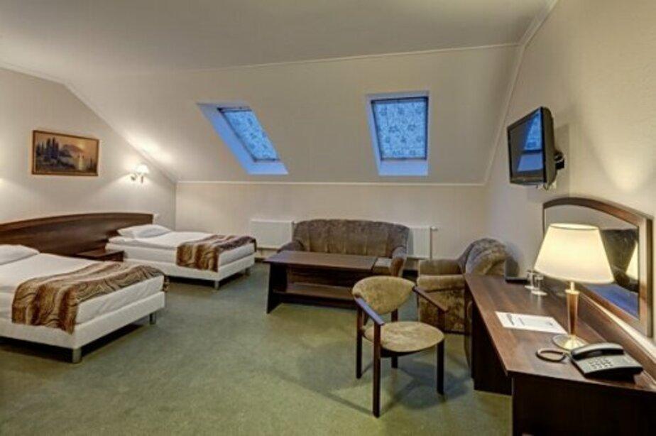 """Фото с официального сайта гостиницы """"Берлин"""""""