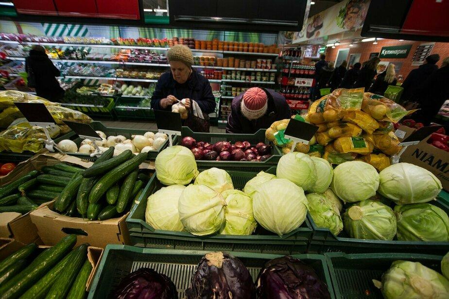 В Калининградской области с начала года подорожали овощи и подешевела свинина