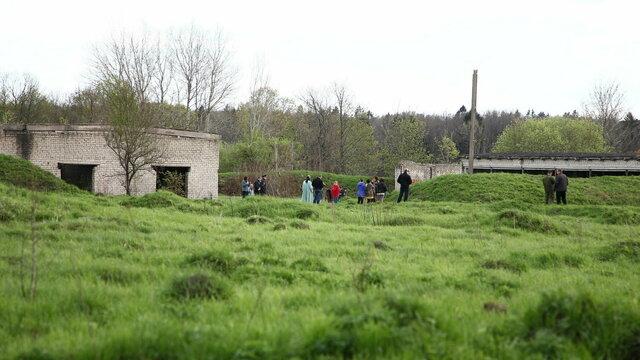 Взрыв под Корнево случился на территории, принадлежащей частнику