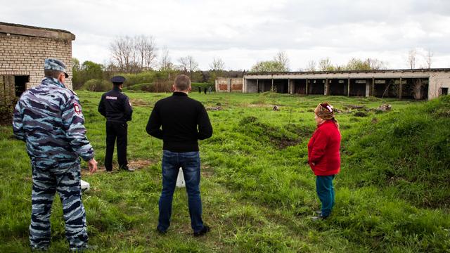 Появилось видео с места взрыва на полигоне в Корнево, где погиб мальчик