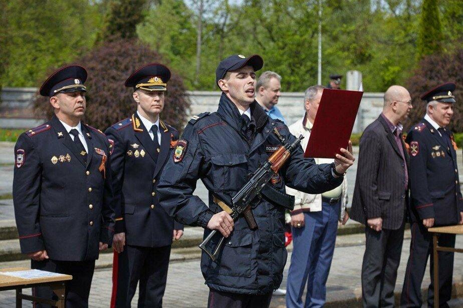 Фото: пресс-служба УМВД России по Калининградской области