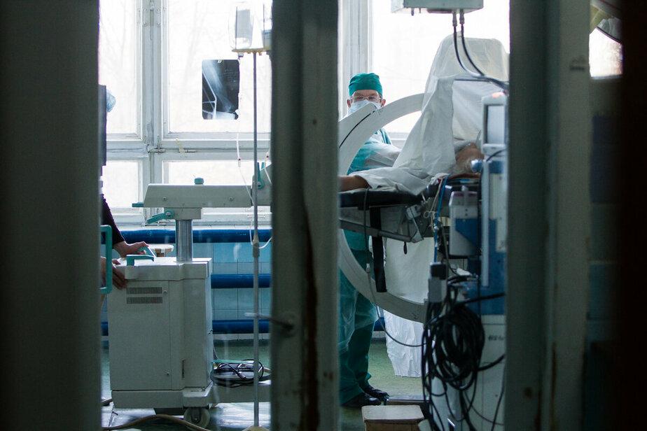 Новорождённый ребёнок и его мать, пострадавшие в ДТП под Калининградом, находятся в реанимации