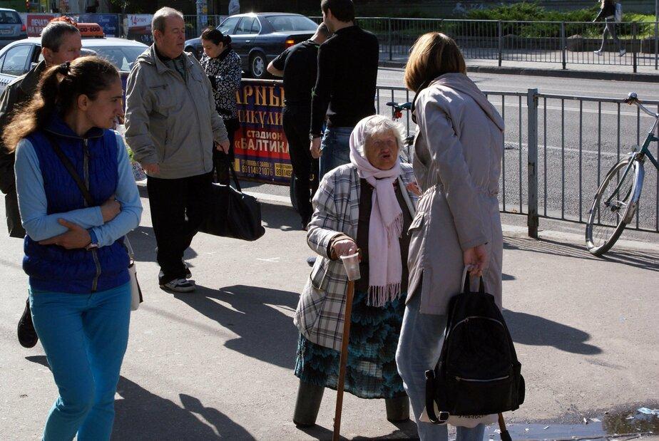 """На фото Галина Денежкина / Архив """"Клопс"""""""