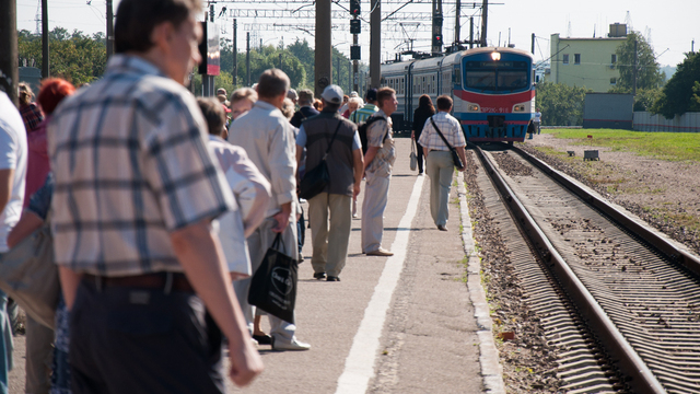 9 мая запустят дополнительный пригородный поезд Калининград – Советск
