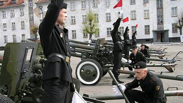 В Калининграде праздничный салют в честь Дня Победы дадут из пушек, выпущенных в 1943 году
