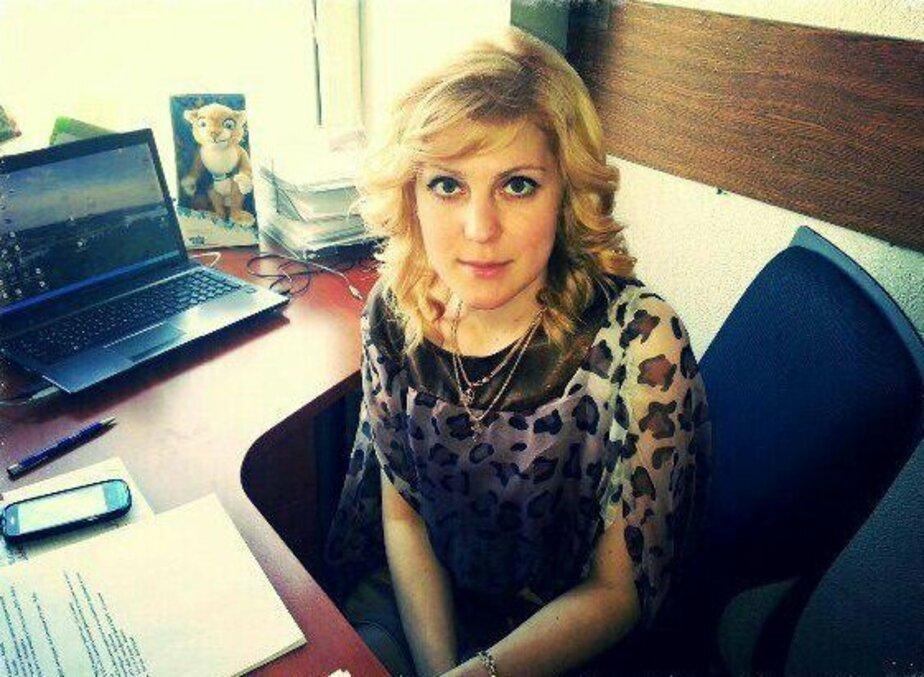На фото Инна Вербицкая / Фото из личного архива
