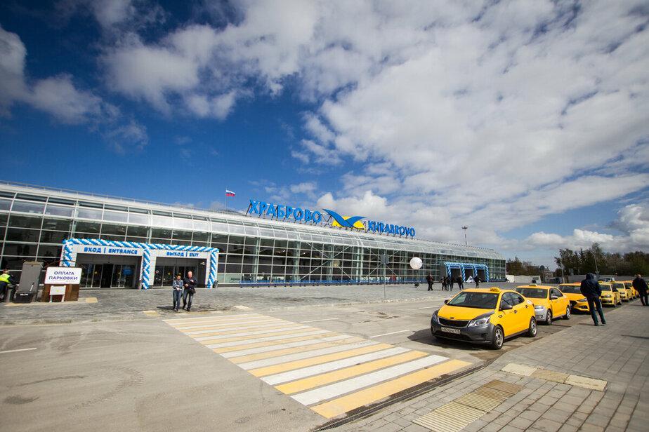 В период ЧМ-2018 пропускная способность аэропорта Храброво увеличится на треть