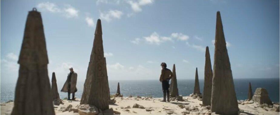 """Кадр фильма """"Хан Соло: Звёздные войны. Истории"""""""