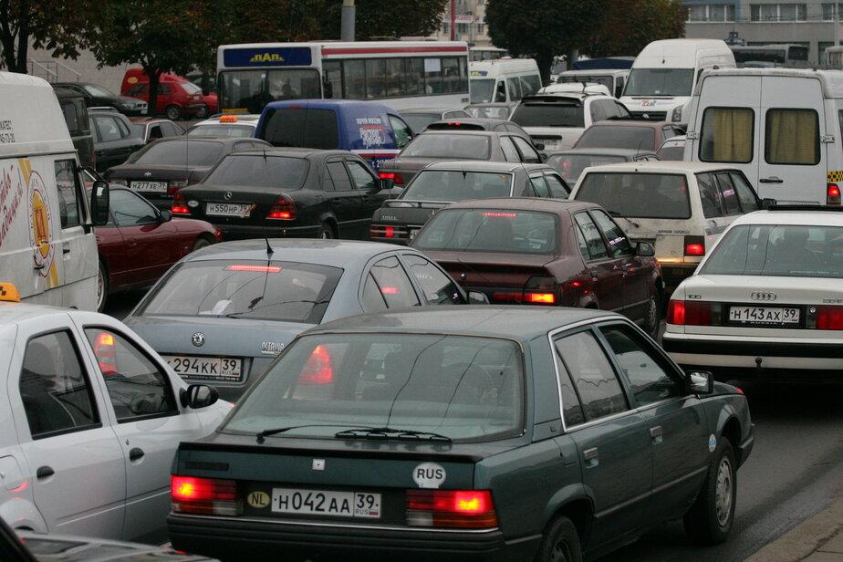 Из-за массовых мероприятий 27 мая в Калининграде ограничат движение транспорта