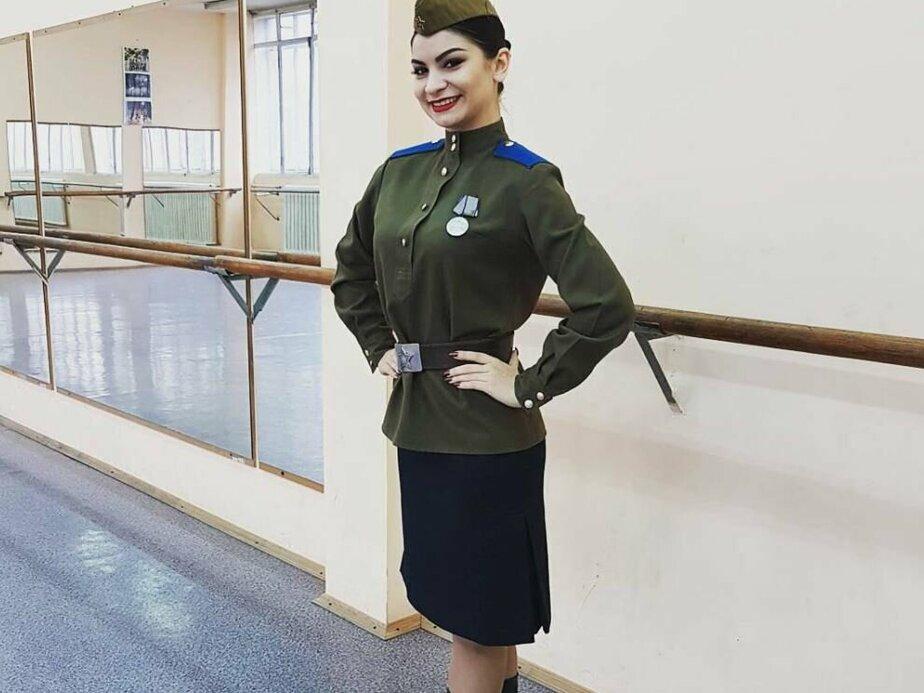 На фото Надежда Галактионова / Фото из личного архива