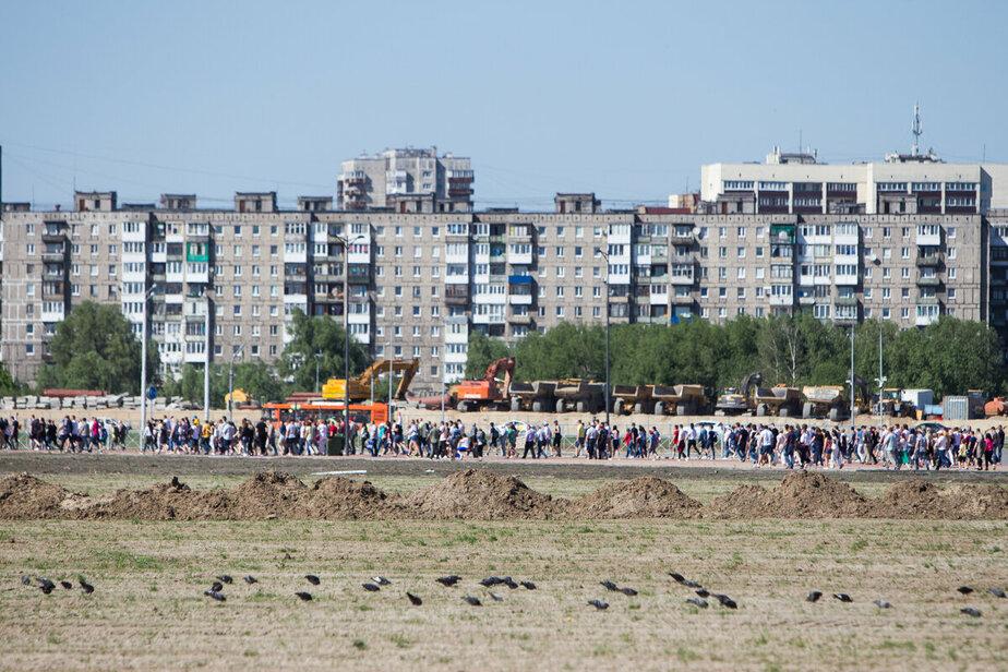 """В правительстве пообещали не перекрывать город во время домашних матчей """"Балтики"""" на новом стадионе"""